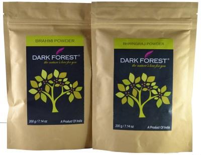 Dark Forest Brahmi + Bhringraj Combo