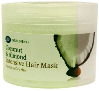 Boots Coconut & Almond Intensive Treatment Hair Mask