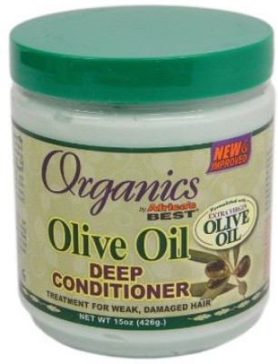 Africas Best Organics Olive Oil Extra Virgin Deep Conditioner
