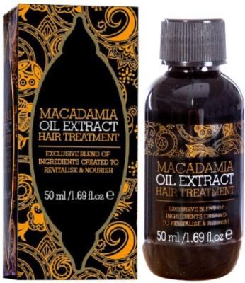 Macadamia Oil Extract Hair Treatment
