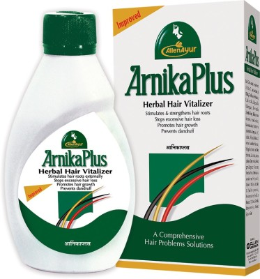 AllenAyur ArnikaPlus Vitalizer Hair Oil (100ml)