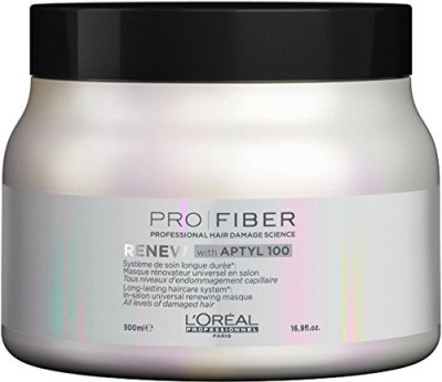 L,Oreal Paris Pro Fiber Renew Hair Masque