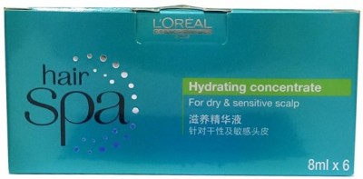 L,Oreal Paris Hair Spa Hydrating Concentrate