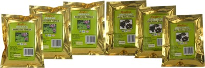 Radico Combo Indigo Powder, Amla, Ritha, Sikakai Powder