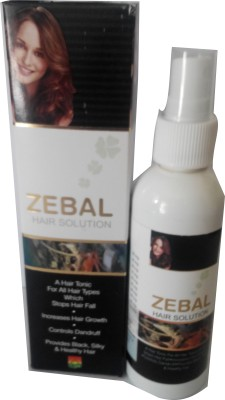 Zebal Hair Solution Spray