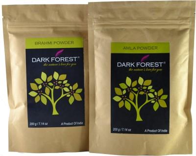 Dark Forest Brahmi + Amla Combo