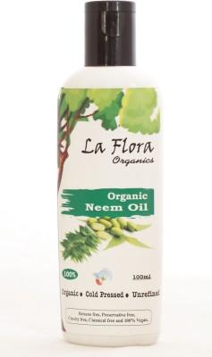 La Flora Organics Pure Neem Oil-Skin & Hair care