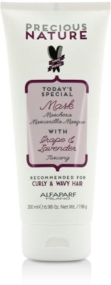 AlfaParf Precious Nature Todays Special Mask (For Curly & Wavy Hair)(200 ml)