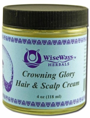 Wise Ways Herbals Crowning Glory Hair Cream