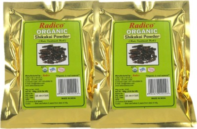 Radico Organic Shikakai Powder ( Twin Pack )