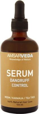 Amsarveda 100% Natural Dandruff Control Serum