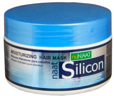 nuNAAT Silicon Moisturizing Mask Treatment