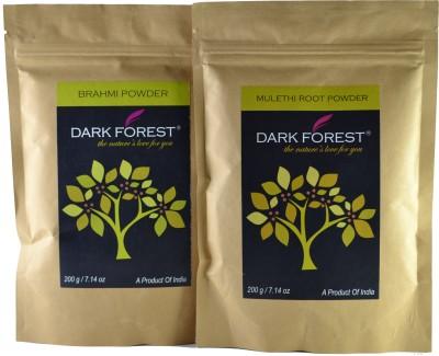 Dark Forest Brahmi + Licorice(Mulethi ) Combo