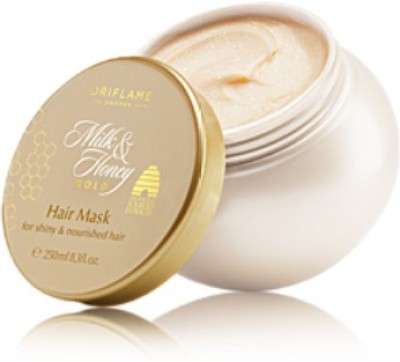 Oriflame Sweden Milk and Honey Gold Hair Mask(250 ml) at flipkart
