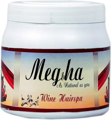 Megha Wine Hair Spa