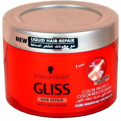 Schwarzkopf Professional Gliss Color Protect Mask