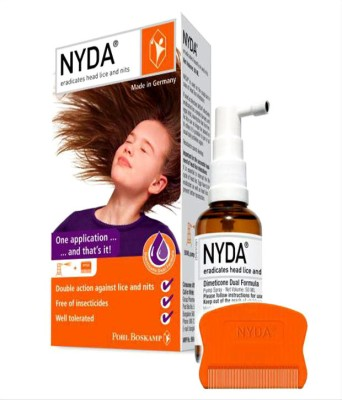 NYDA Lice Treatment Spray(50 ml)