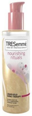 TRESemme Nourishing Rituals Liquid Gold Shine Therapy