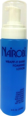 Nairobi Wrapp It Shine Foaming Lotion
