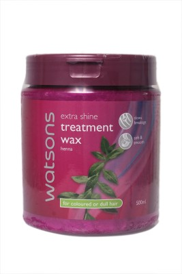Watsons Extra Shine Treatment Wax Henna