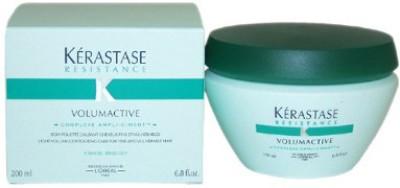 Kerastase Resistance Volumactive Complexe Ampli-Ciment Masque Hair Volumizer Cream(200 ml)