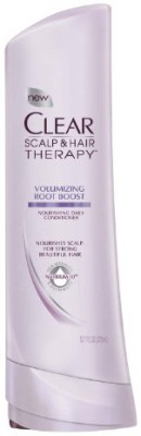 Clear Scalp and Beauty Root Boost Nourishing Conditioner Hair Volumizer Lotion