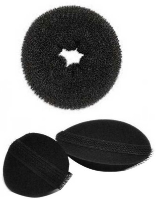 Shreeparna Princess Puff SP-109 High Hair Volumizer Hair Volumizer Bumpits(4 g) available at Flipkart for Rs.129