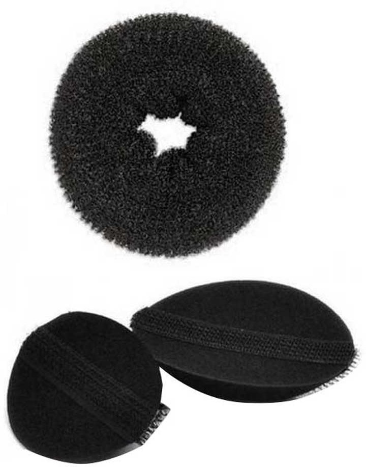 Shreeparna Princess Puff SP-109 High Hair Volumizer Hair Volumizer Bumpits(4 g)