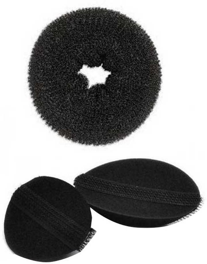 Shreeparna Princess Puff SP-109 High Hair Volumizer Hair Volumizer Bumpits(4 g)