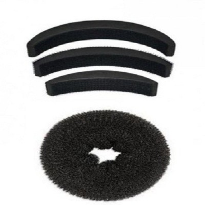 Styler Donut Medium S_001 High Hair Volumizer Bumpits