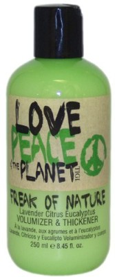 TIGI Love Peace and The Planet Freak Of Nature Hair Volumizer Lotion