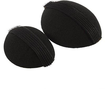 Shreeparna Princess Puff Soft Velcro Set of 2 SP-995 Extreme Hair Volumizer Bumpits
