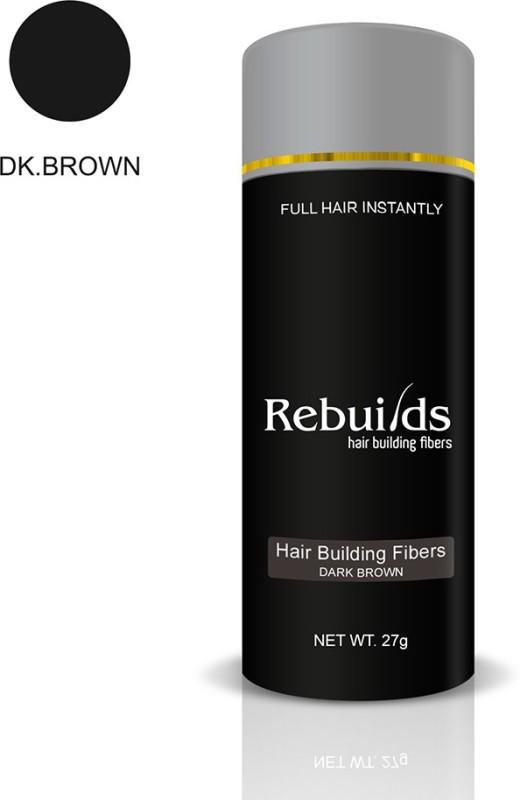 Rebuilds Hair Building Fiber Dark Brown(27 g)