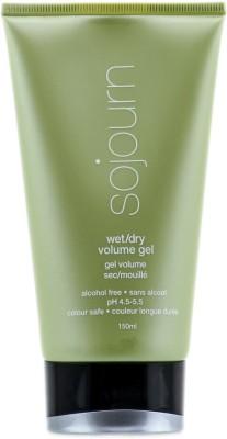 Sojourn Beauty Wet/Dry Volume Sojourn 150 ml Hair Volumizer Gel Fluid(150 ml)