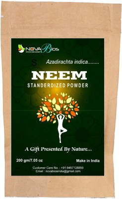 NOVA BIOS NEEM POWDER 002 Extreme Hair Volumizer Herb