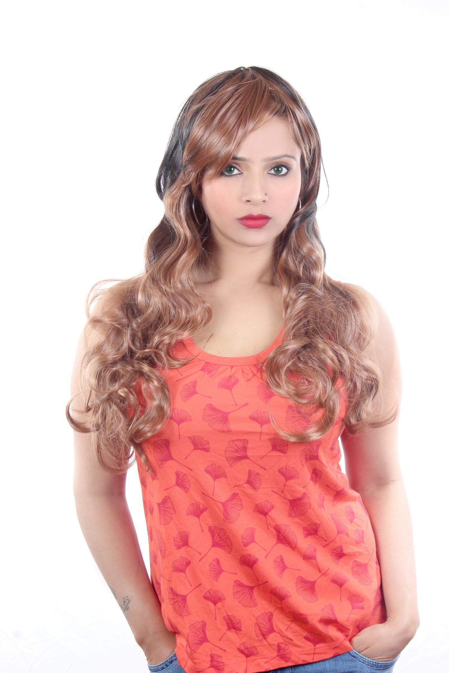 Ritzkart Long Hair Wig(Women)