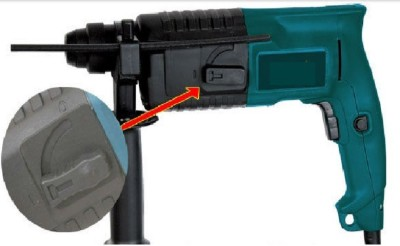 GQ H-201 Rotary Hammer Drill