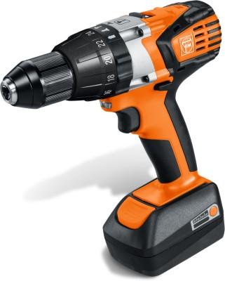 Fein 2-Speed Cordless ASB 14 C Hammer Drill