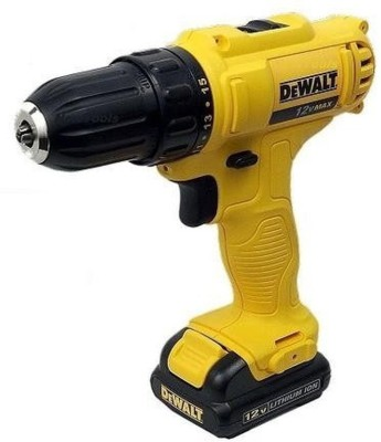 Dewalt DCD700C2 12V Max 10mm Cordless Screwdriver / Drill