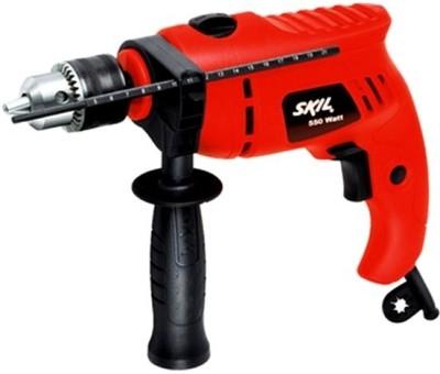 Skil Impact 6513 Pistol Grip Drill(13 mm Chuck Size, 550 W)