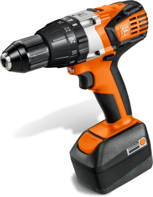 Fein 2-Speed Cordless ASB 14 Hammer Drill