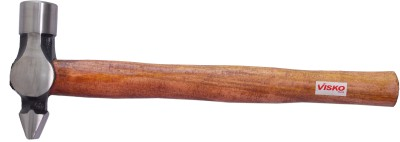 Visko 718 Cross Pein Hammer (Wooden Handle)