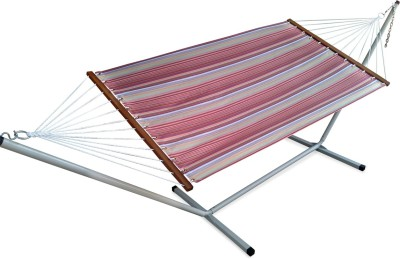 Hangit Sleepy Polyester Hammock(Pink) at flipkart