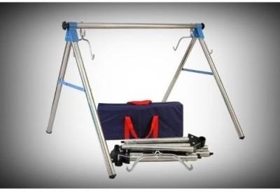 Kaushalendra Swing Steel Swing(Blue, Black, Pink)