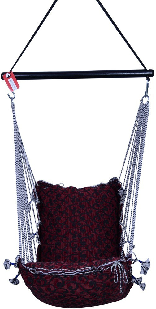 Kkriya Home Decor Cotton Swing