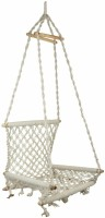 Curio Centre Cotton Swing(White)