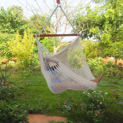 Royallyrelax Mexican Swing Cotton Swing(White)