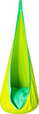 Slack Jack Cotton, Polyester, Steel Swing(Green)