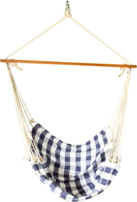 Slack Jack Cotton, Steel, Wooden Swing