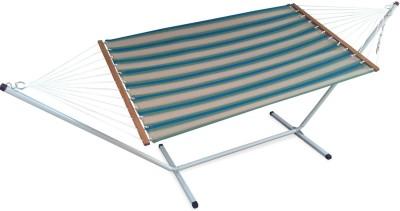 Hangit Recreation Polyester Hammock(Brown) at flipkart